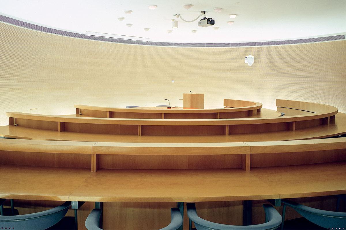 Sitzungssaal Landtag