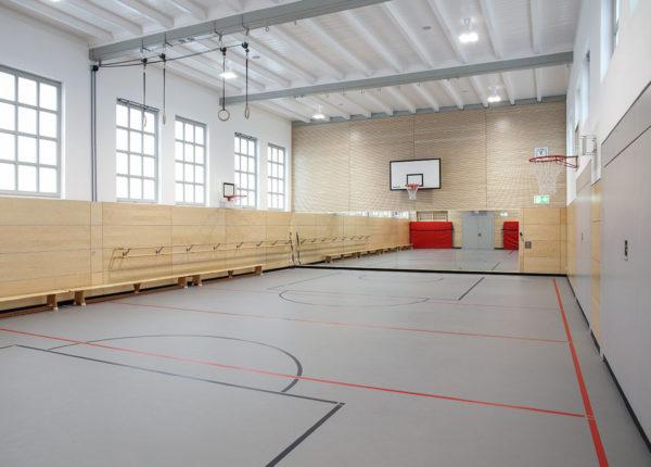 Historische Sporthalle Rietberg (DE)
