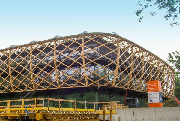 Hugo Boss Competence Center, Coltrerio