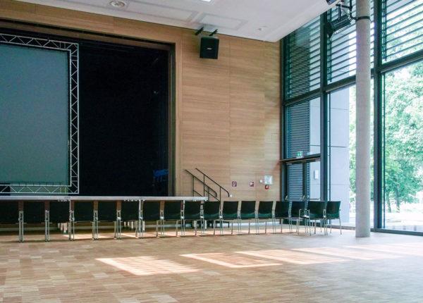 Stadthalle Neuenburg vor dem Walde (DE)