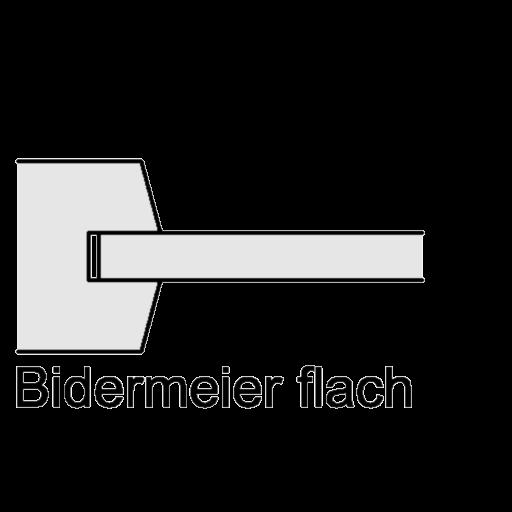 Profile Innentüren – Bidermeier flach