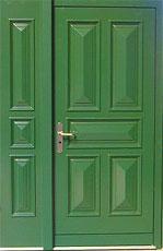 «Rustica» mit Festteil, grün